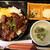 圭助 - 料理写真:切り落とし牛タン丼
