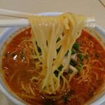 麺や たんじろう - うま辛担々麺¥800