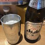 すし 台所家 - 瓶ビール