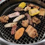 レストハウス・キング - 肉・野菜、焼いてます【2019.12】