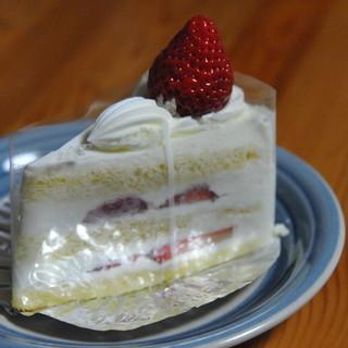 ガトーフリアン - 料理写真:ショートケーキ