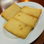 台湾料理 光春 - 大根餅。