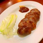 台湾料理 光春 - 腸詰。