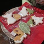 122108134 - この時期はクリスマスアイシングクッキーがおすすめ!