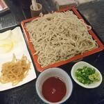 そば処 武山 - 料理写真:せいろ