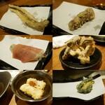 天ぷらとワイン 大塩 -