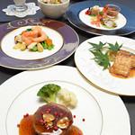 レストラン 栄光 - 09_10中華コース