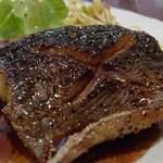 ニース - 白身魚(ほうぼう)ソテー