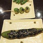 遊来友楽 - 空豆&芽キャベツ&ししとう