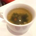 ハナダ・ロッソ - スープ