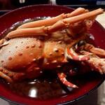 海転寿司 丸忠 - 料理写真:ロブスター頭汁(350円+税)