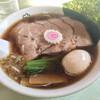 Hananokura - 料理写真:特製醤油らーめん