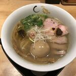 122130256 - 煮豚塩そば 味玉トッピング