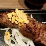 炭焼ステーキ ビーフインパクト - 料理写真:1000円ステーキランチ 200g