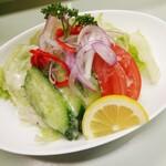 122138692 - 野菜サラダ2019