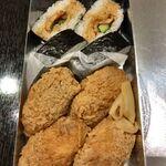 おつな寿司 - 穴子風味巻いなり