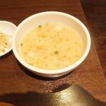 チェゴヤ - スープ(味噌汁)