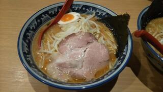 めん丸 新庄銀座店 - 丸味噌らーめん。