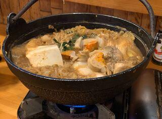 たけちゃん - あんこう鍋