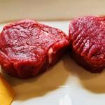 焼肉 ほれぼれ - 料理写真:ヒレステーキ