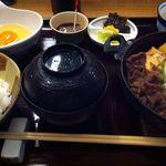 西麻布 かねき - 牛鍋定食