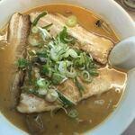 味彩 - 味噌チャーシュー辛味10