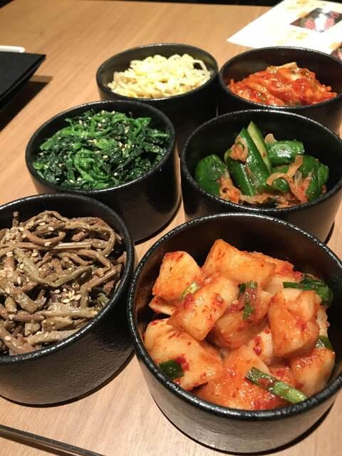 焼肉居酒屋 マルウシミート 田町店の料理の写真
