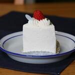 パティスリー アヴァロン - ショートケーキ