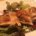 ウエコナ - ハーフ鶏肉グリル