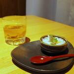 蟹しぐれ - 蟹の茶碗蒸し