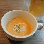 122159354 - セットのスープ