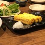 北の味紀行と地酒 北海道 - 厚焼きたまご⭐️
