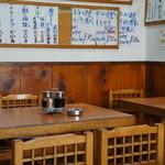 レストラン富士 - 街の定食屋さんです。15年くらい前によく通ってたけど全く変わってない。。