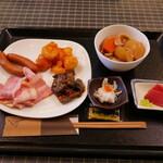 ホテル木暮 - 料理写真: