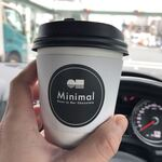 122160315 - コーヒーはテイクアウト。セブンイレブン位おいしいです。