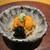 寛幸 - 料理写真:雲丹蕎麦 生海苔