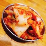 無極 - 韓国キムチ (食べ放題)