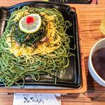 瓦.Tokyo - 瓦そば 890円+麺大盛り 100円=990円