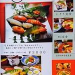 Uwoharu - 昼食メニュー