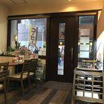 カフェ ソララ - 店内