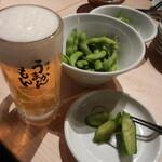 Hakataumakammonono - サッポロ生で乾杯!