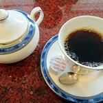 丸峰庵 - ホットコーヒー