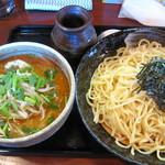 12218727 - 味噌野菜つけ麺中盛り
