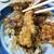 天婦羅 多から家 - 料理写真:小さな海老