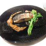 122181415 - 魚料理;鰆のソテー