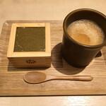 122185163 - ほうじ茶ティラミスセット