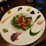 rumierune - 30種類の季節の温野菜