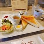 ロゼッタ・カフェ・カンパニー - トーストモーニング