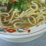 本家 第一旭  - 麺とスープ('12.3)