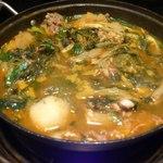 焼肉 釜山 - 料理写真:カムジャタン